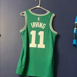 Kyrie Irving Boston Celtics Jersey